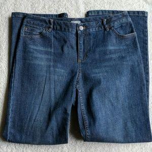 J. Jill Full Leg Petite Jeans